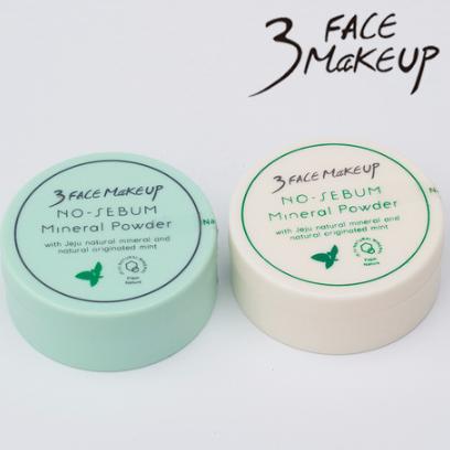 Phấn Bột 3Face Makeup