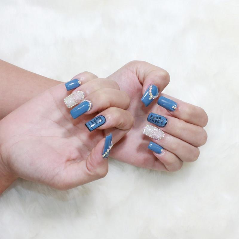 Bài thực hành nail học viên tuần 1 tháng 6 năm 2019