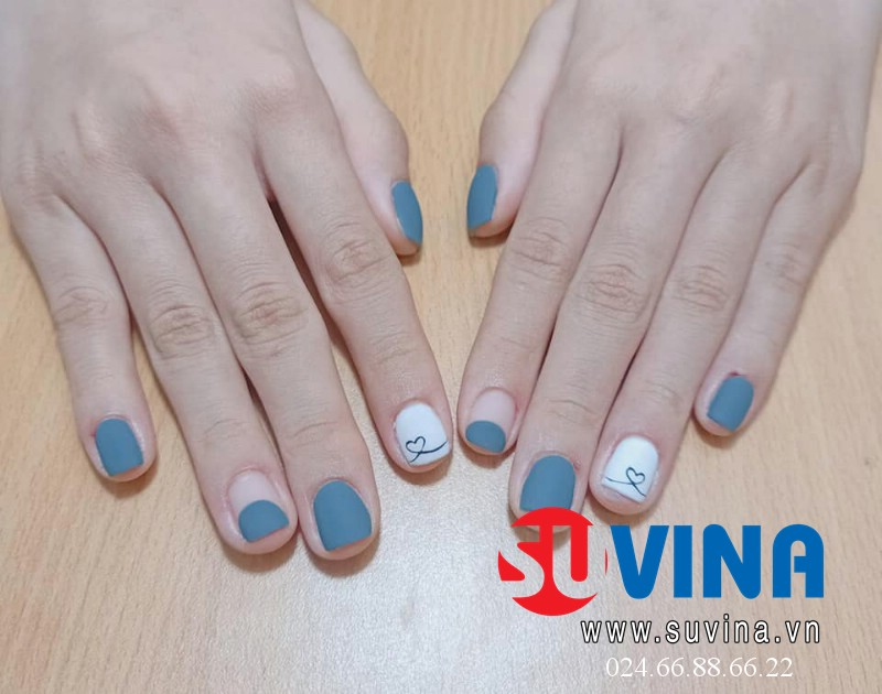 Bài thực hành nail học viên tuần 1 tháng 9 năm 2019
