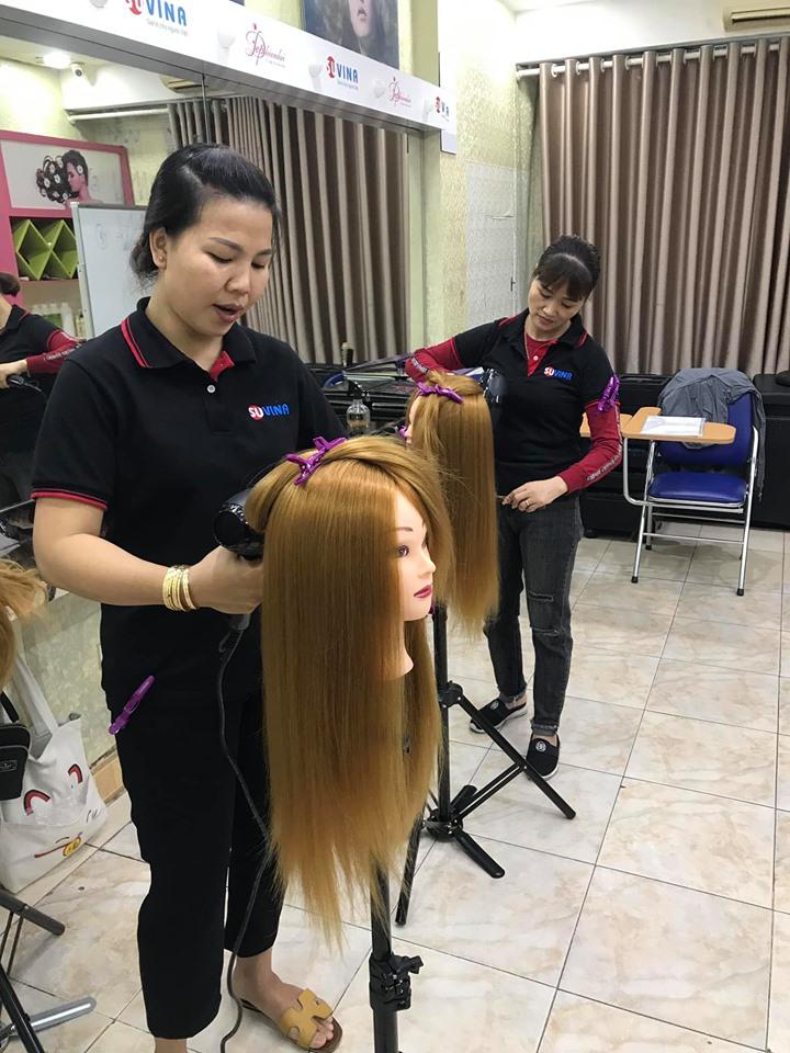 Bài thực hành tóc học viên tuần 4 tháng 10 năm 2019