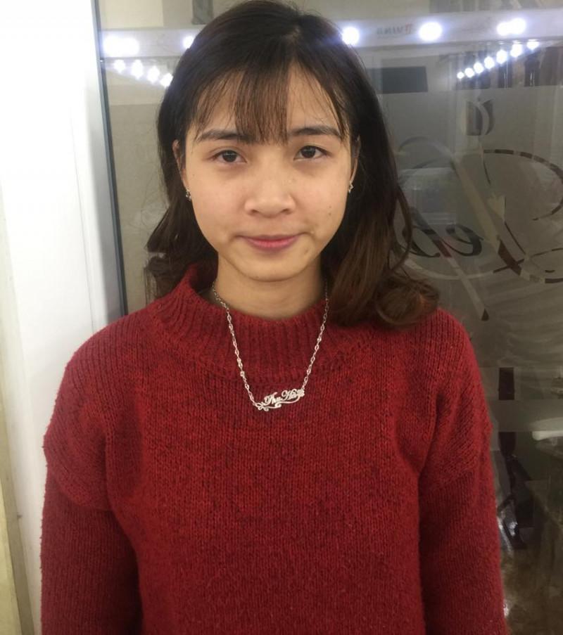 Bài thực hành Trang điểm và bới tóc cô dâu - Tuần 2 - Tháng 12