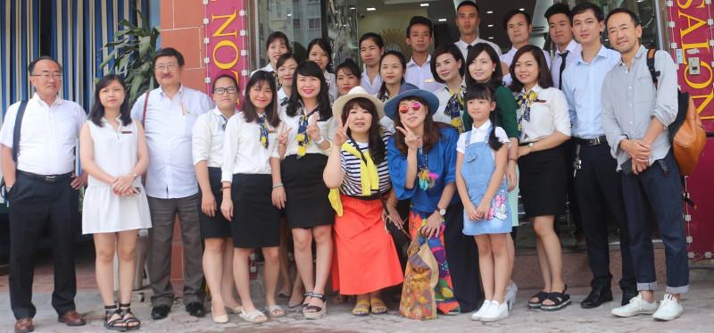 Buổi Làm Việc Với Các Chuyên Gia, Giáo Viên Nhật Bản Ngày 26/7/2017