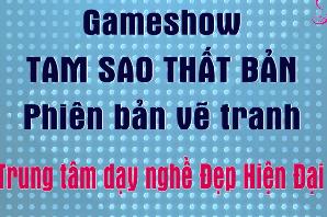 Chương trình văn hóa tháng 11-2017 - Gameshow