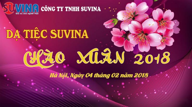 Dạ tiệc SUVINA Chào xuân 2018