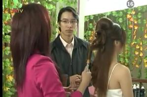 Dạy bới tóc cô dâu- Kỹ thuật bới tóc chuyên nghiệp P5