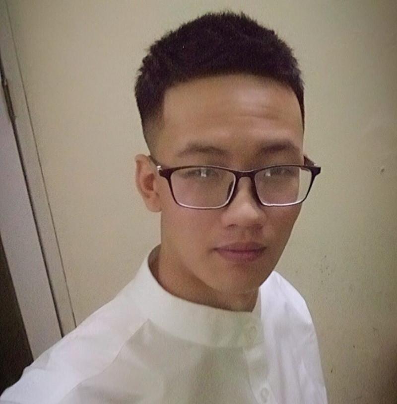 Học viên Đặng Minh Kiên