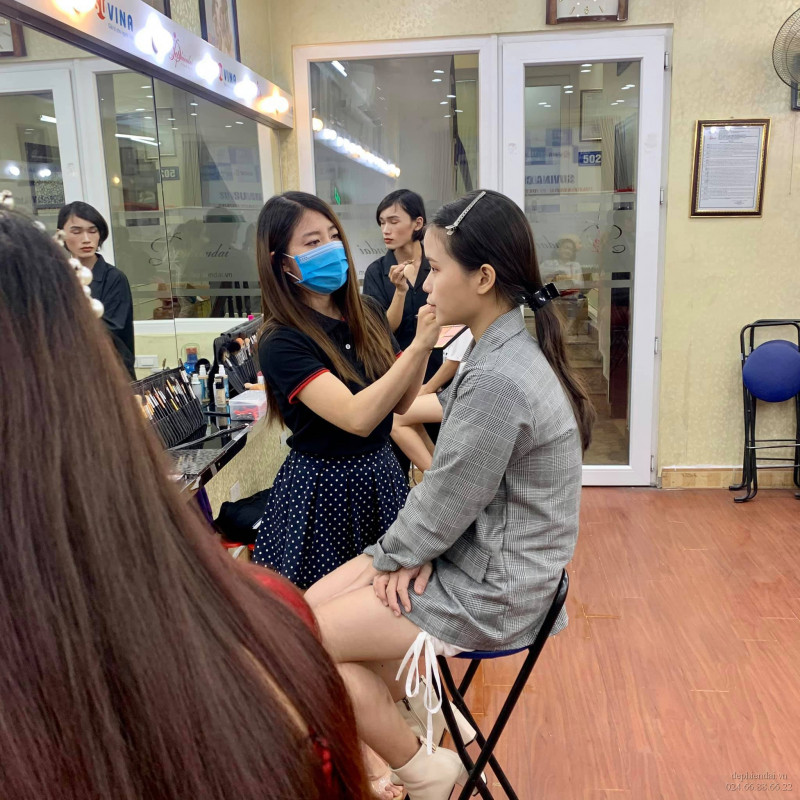Lớp học make up tuần 3 tháng 11 năm 2020