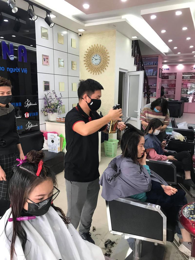 Lớp học thực hành tóc tuần 1 tháng 2 năm 2021