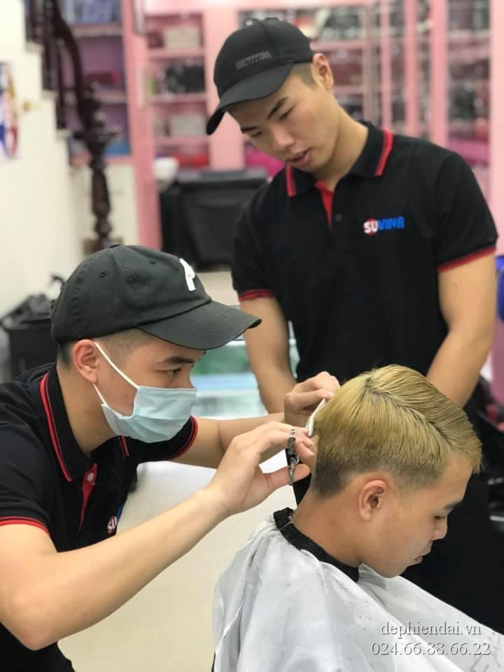 Lớp học thực hành tóc tuần 2 tháng 4 năm 2021