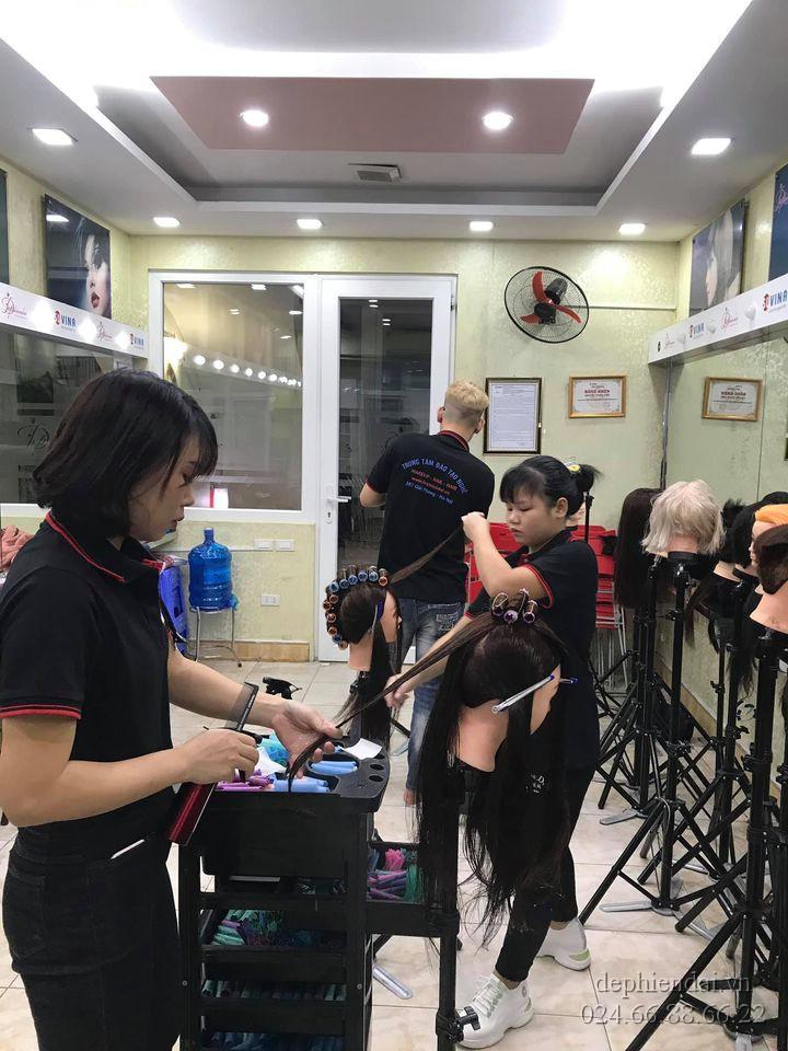 Lớp học tóc tuần 2 tháng 11 năm 2020