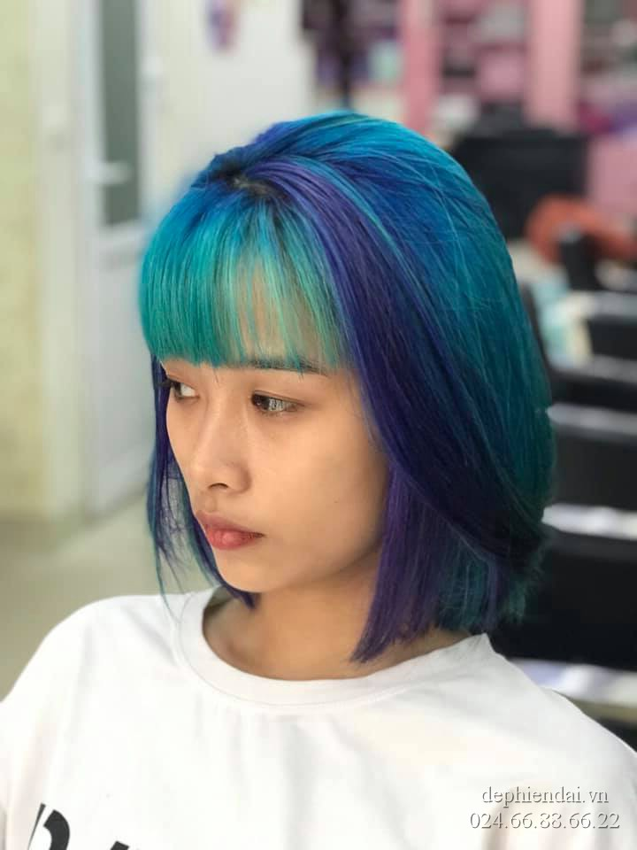 tác phẩm tóc học viên lên mẫu tuần 1 tháng 9 năm 2020