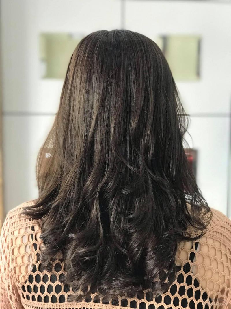 Tác phẩm tóc học viên lên mẫu tuần 2 tháng 10 năm 2020