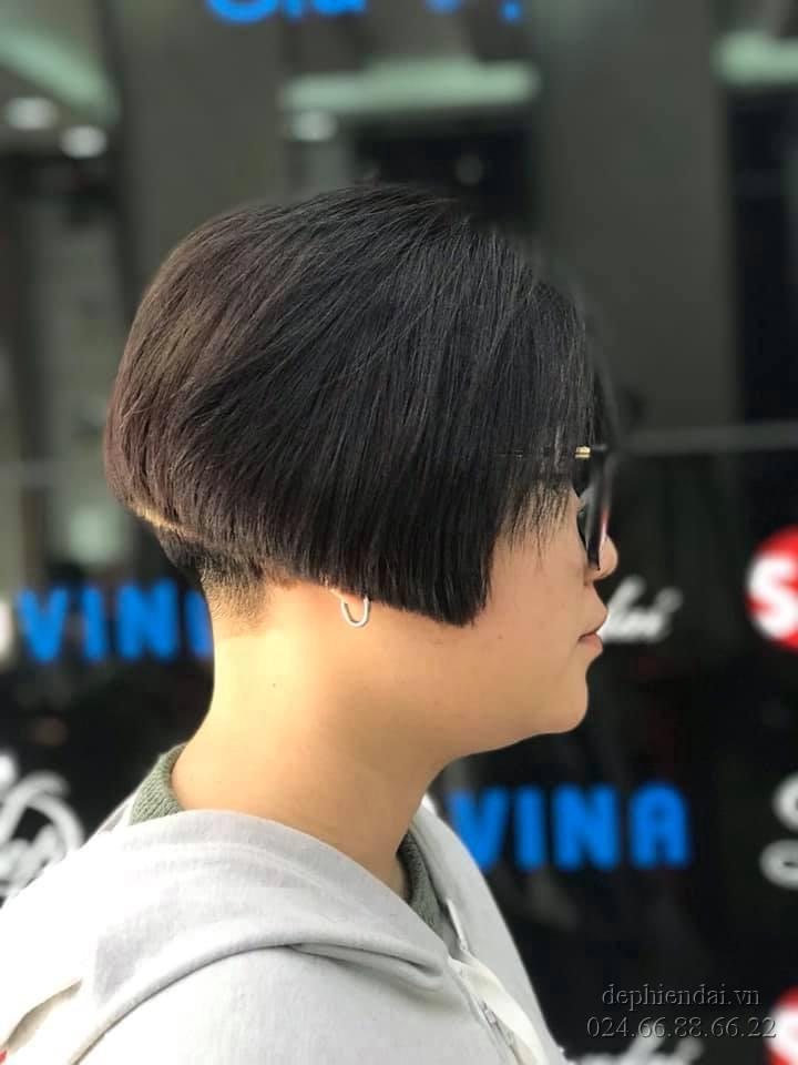 Tác phẩm tóc học viên lên mẫu tuần 4 tháng 3 năm 2021