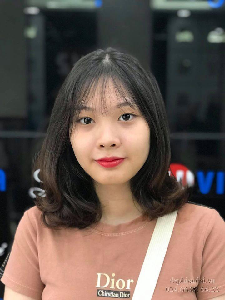 Tác phẩm tóc học viên lên mẫu tuần 4 tháng 9 năm 2020