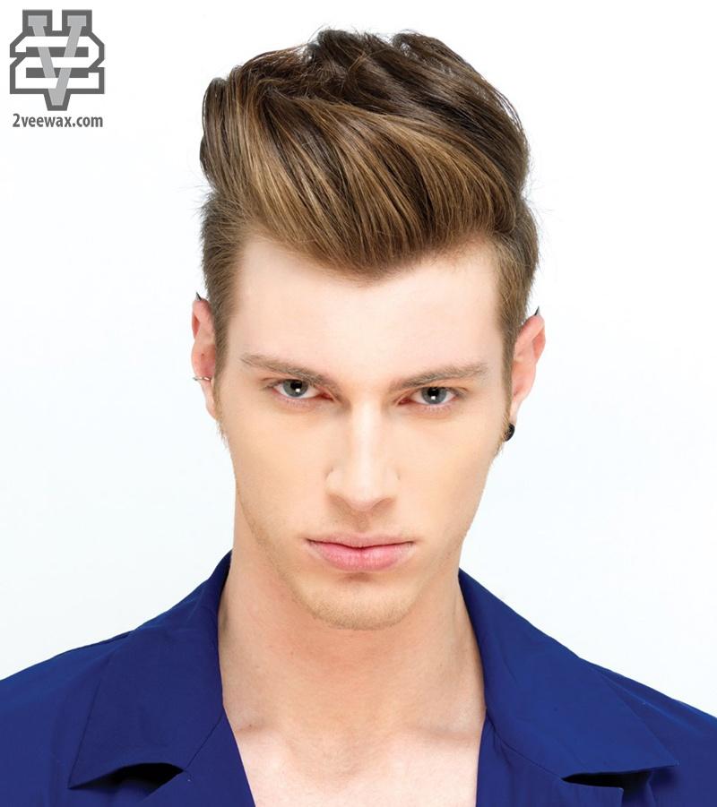 Tổng hợp các kiểu tóc  nam đẹp tích hợp cho mùa đông