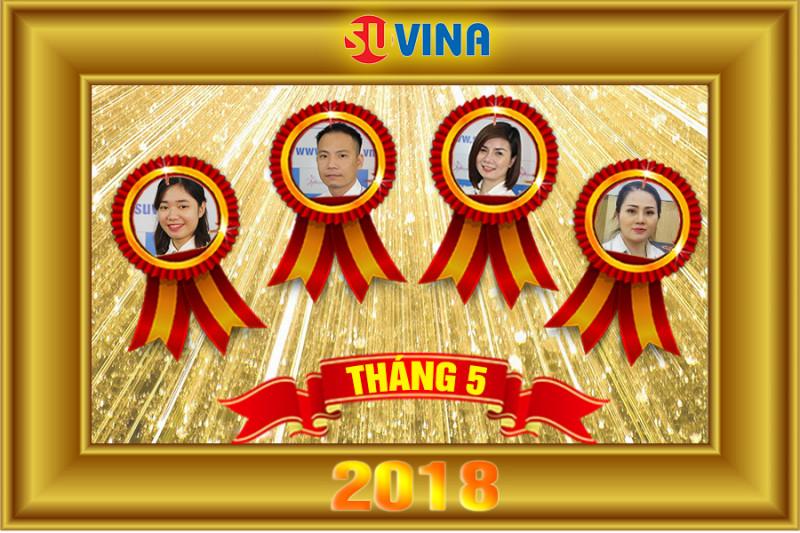 Tuyên dương nhân viên xuất sắc năm 2018