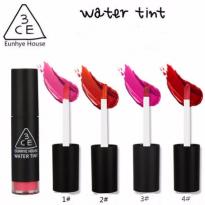 Son Kem Lì Bền Màu 3CE Water Tint