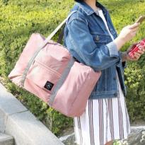 Túi du lịch Hàn Quốc  150K Hồng