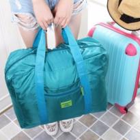 Túi du lịch Hàn Quốc 90K Xanh