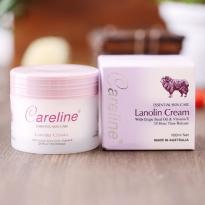 Kem Mỡ Cừu Careline Lanolin Cream Úc