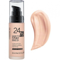 Kem Nền trang điểm Catrice 24h Made To Stay Makeup