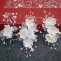 Set Hoa Cài Tóc Handmade M40