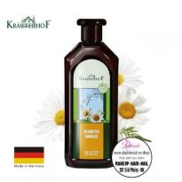 Dầu Gội Thảo Dược Krauterhof-Kamille Cho Tóc Mỏng
