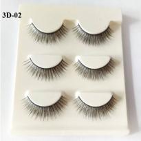 Mi Giả 3D Lông Chồn 3 Đôi-02